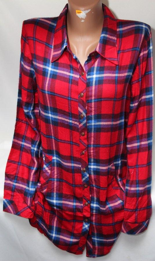 Рубашки женские оптом 2103651 6122-1