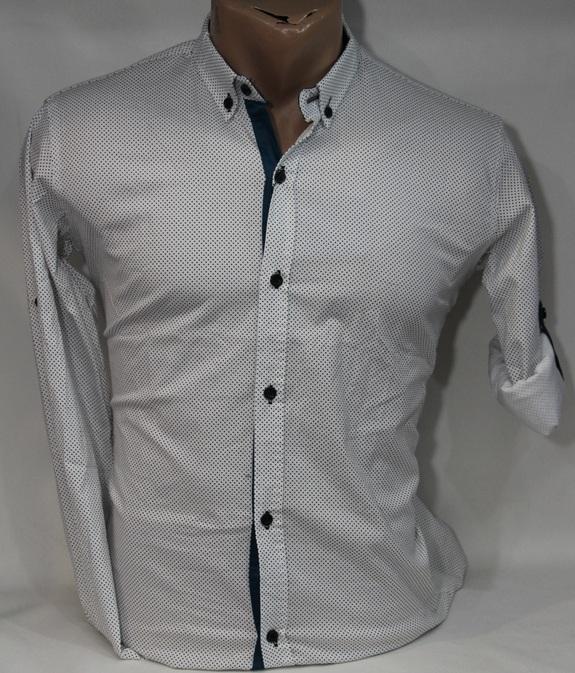Рубашки подростковые Турция оптом  26084721 003-18