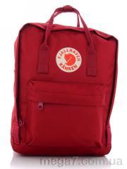 Рюкзак, Back pack оптом 1122-7 bordo
