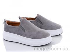 Слипоны, Violeta оптом 92-30 grey