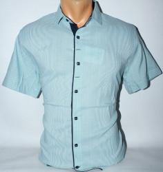 Рубашки мужские RCP БАТАЛ оптом 15840923  06-20