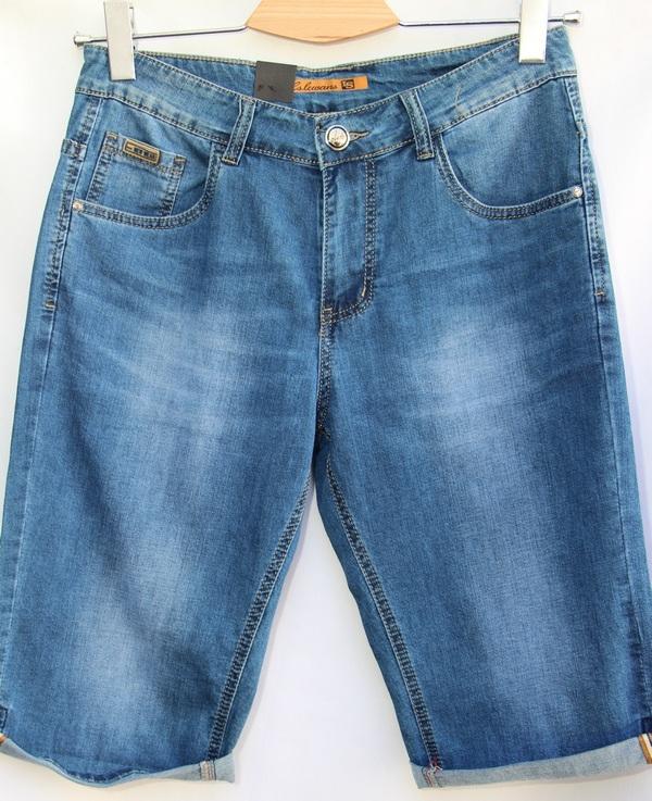 Шорты джинсовые мужские оптом 10061683 2844
