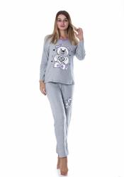 Пижамы женские оптом 92751046    18022-21