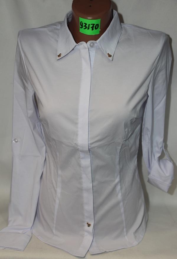 Блузы школьные оптом 28536497 6977-50