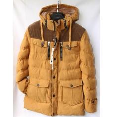 Куртка мужская зимняя оптом Китай 2909223 E64-2