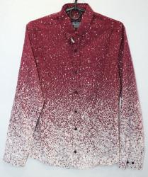 Рубашки мужские APEKS TRIKO оптом 42869035 11-241