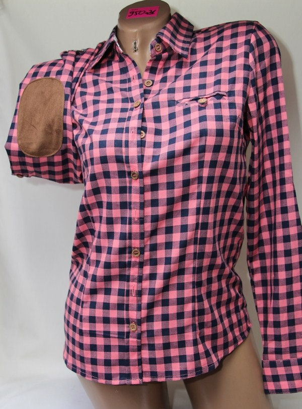 Рубашки женские оптом 1903807 50-2