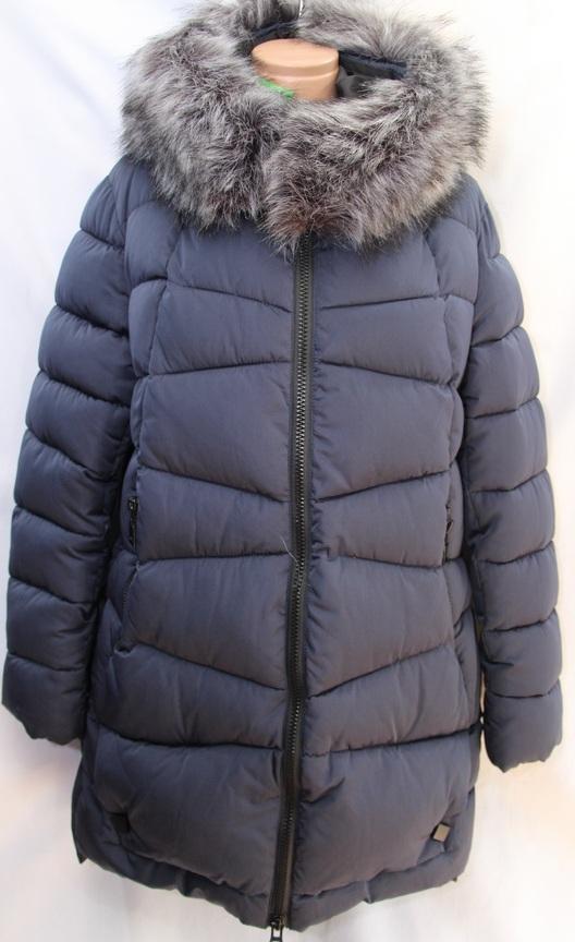 Куртки SAINT WISH женские БАТАЛ оптом 16092110 826
