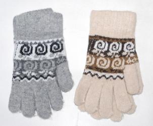 Перчатки женские ПАНІ РУКАВИЧКА оптом 61725489 Д79-5