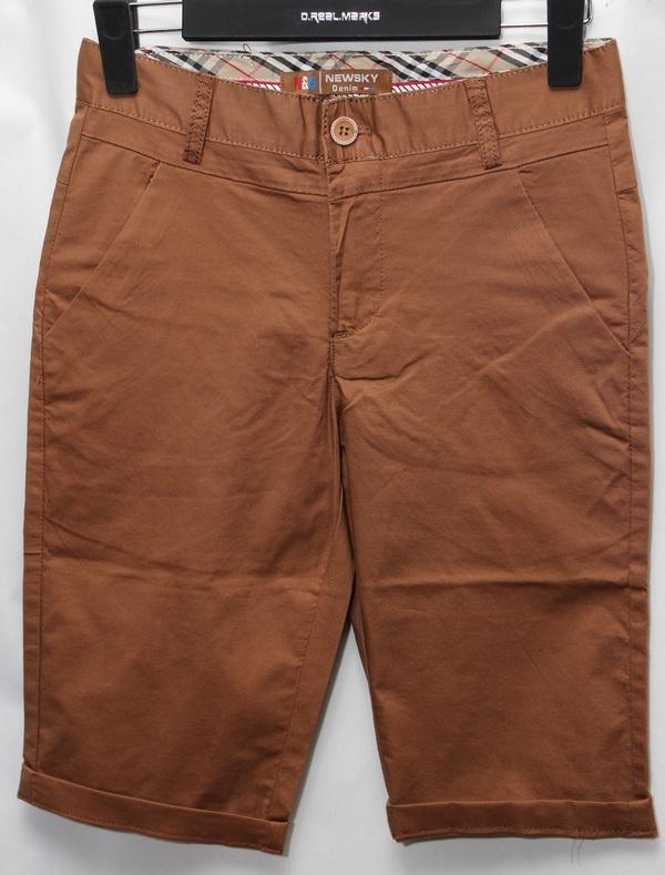 Шорты джинсовые юниор оптом 29051670 436