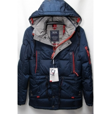 Куртка подростковая зимняя оптом 0412975 651
