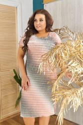 Платья женские БАТАЛ оптом 16328590 16-30