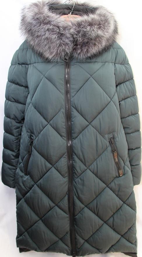 Куртки SAINT WISH женские БАТАЛ оптом 16092110 822-1