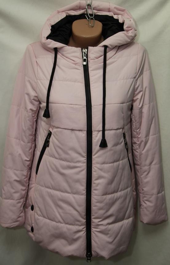 Куртки женские  KLAUSA  оптом 68037195 17D09-3