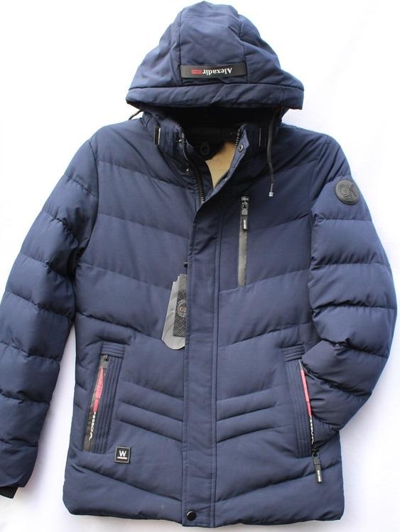 Куртки мужские зимние GK оптом 51897603 3340-207