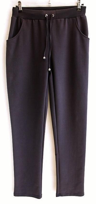 Спортивные штаны женские оптом 41237906 74-72