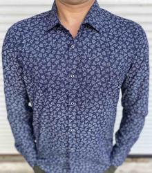 Рубашки мужские БАТАЛ FMT оптом 76258140 05-71