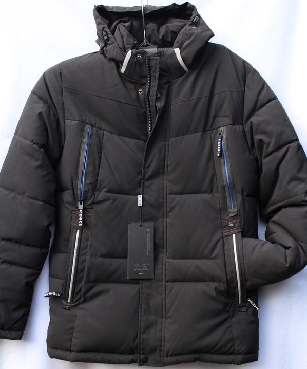 Куртки мужские зимние Y-G оптом 53640781 Y-021-194