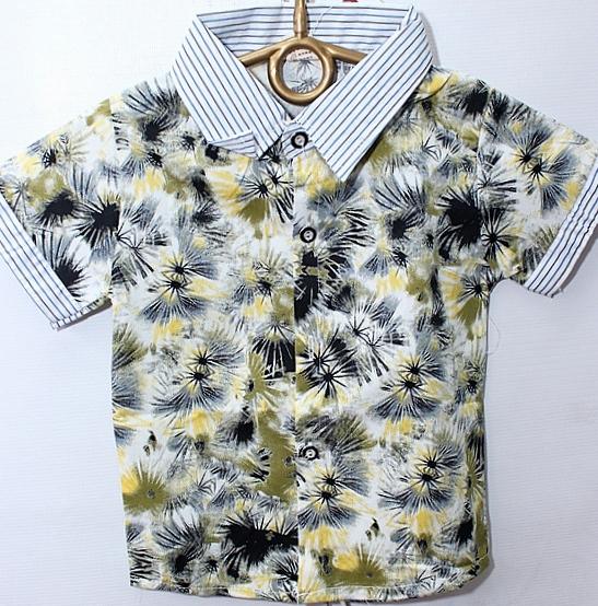 Рубашки детские оптом 25896037 1-17