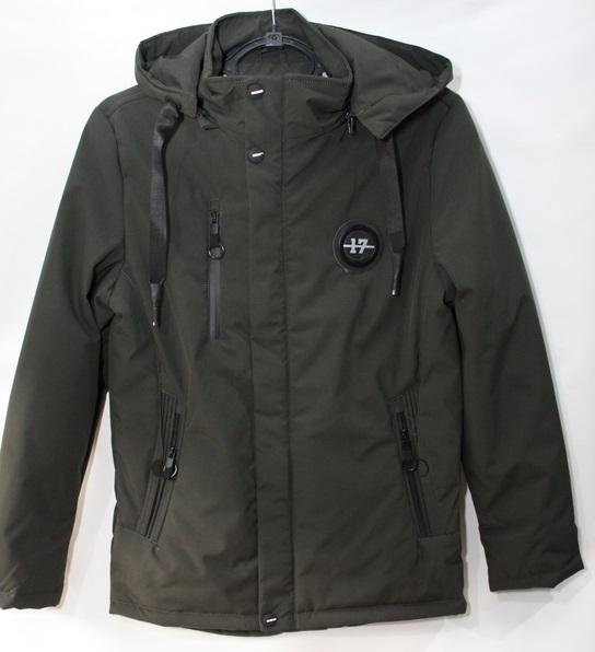Куртки подростковые MY FUSHI оптом 40398517 001-2