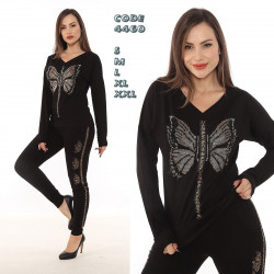 Спортивные костюмы женские оптом 53647129 4460-12