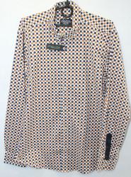 Рубашки мужские APEKS TRIKO оптом 75013269 11-218