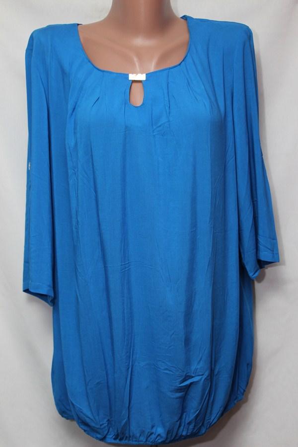 Блуза женская БАТАЛ оптом 18021410 236