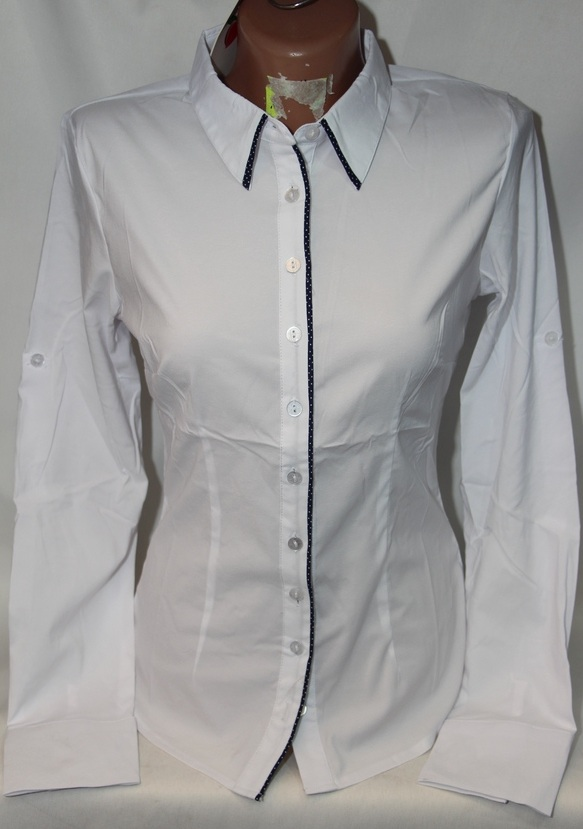 Блузы школьные оптом 41928630 6977-51