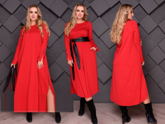 Платья женские БАТАЛ оптом Турция 91847523 1059-16