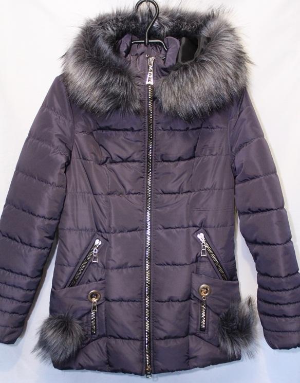 Куртки  Украина женские  оптом 56934782 7535-7
