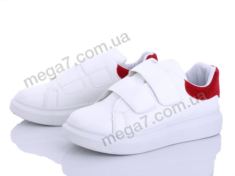 Кроссовки, Ailaifa оптом A18 white-red
