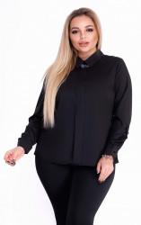 Рубашки женские БАТАЛ оптом 62704385 133-14