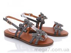 Босоножки, Summer shoes оптом T221 pewter