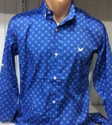 Рубашки мужские оптом 90764812 1-2