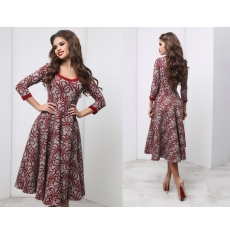 Платье женское  оптом 05121355 1086