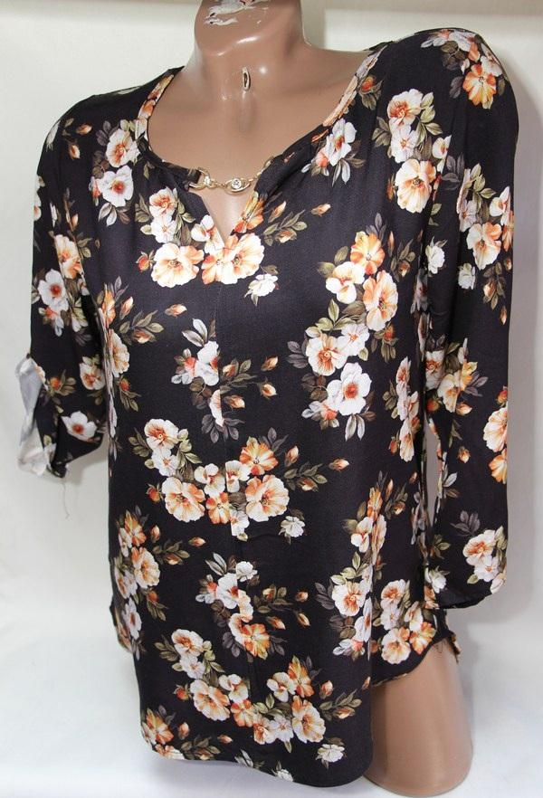 Блузы женские оптом 0605655 8519-4