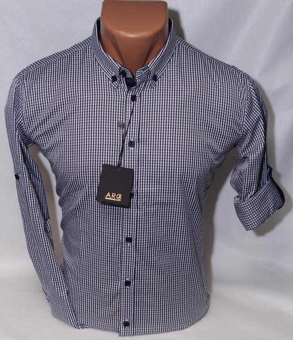 Рубашки подростковые  оптом 65748019 2168-11