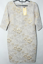 Платья женские оптом Батал 03476529 714-3