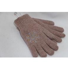 Перчатки женские Украина оптом 1509655 43 100