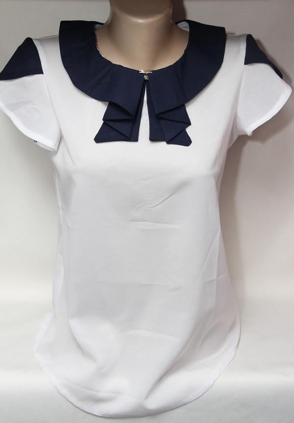 Блузы детские  оптом 75091438 3293-1