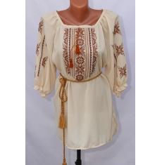 Вышитое платье женское 1307778 041