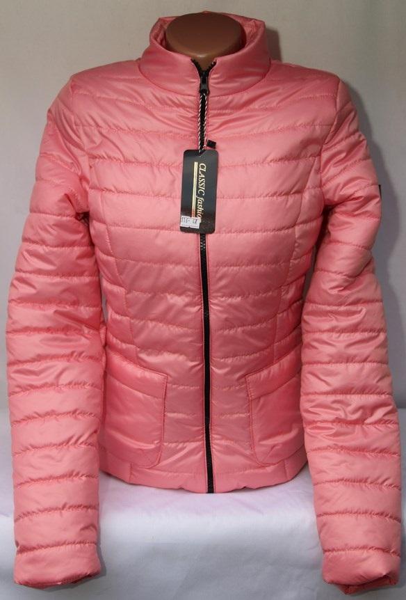 Куртка женская весенняя оптом  19024974 116-1