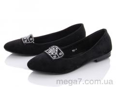 Балетки, QQ shoes оптом 701-1