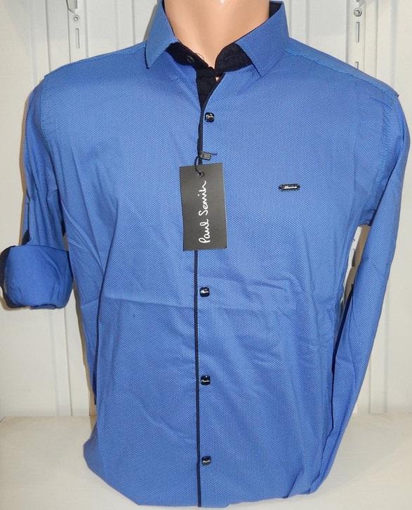 Рубашки мужские оптом 13081830 5208-14
