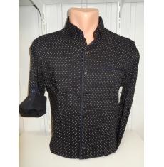Рубашка мужская оптом 21121830 4106