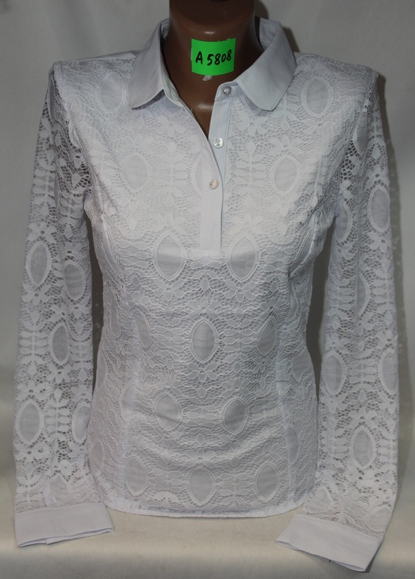 Блузы школьные оптом 59814260 5808-1
