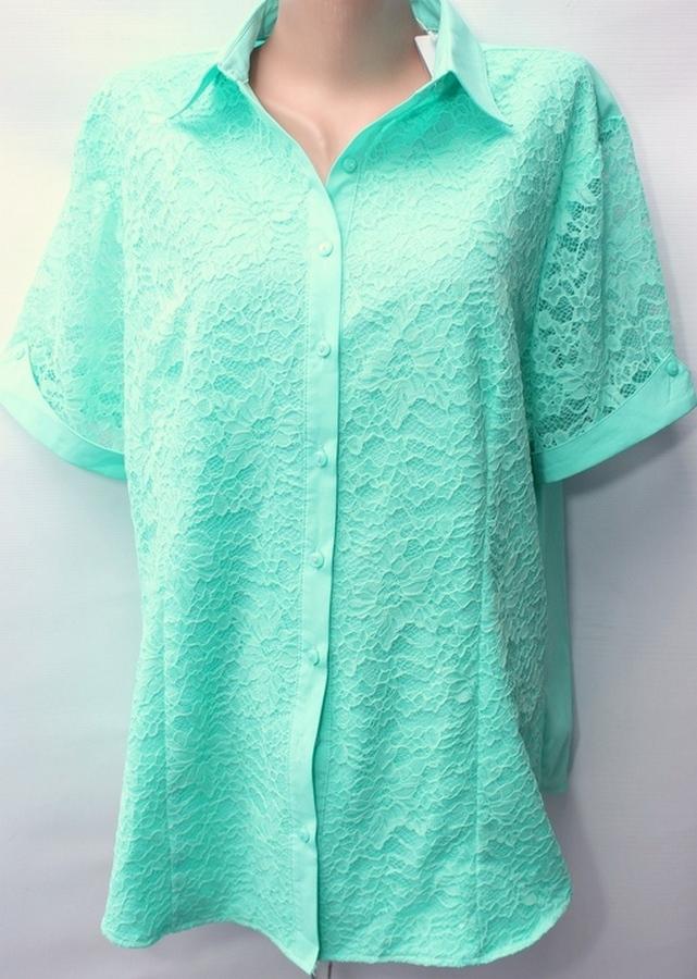Рубашки - туники женские оптом 93427081 3-6