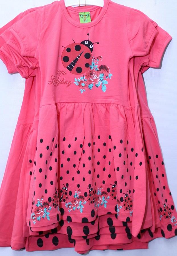 Платья детские  оптом 67312980 4409-10