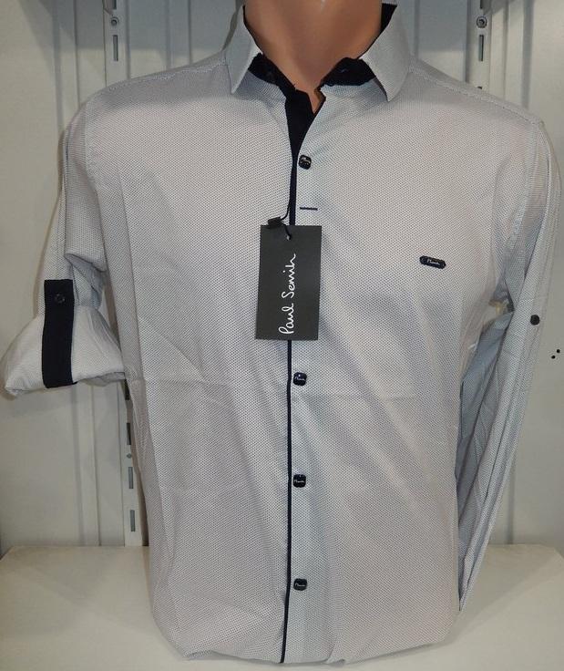 Рубашки мужские оптом 13081830 5208-12