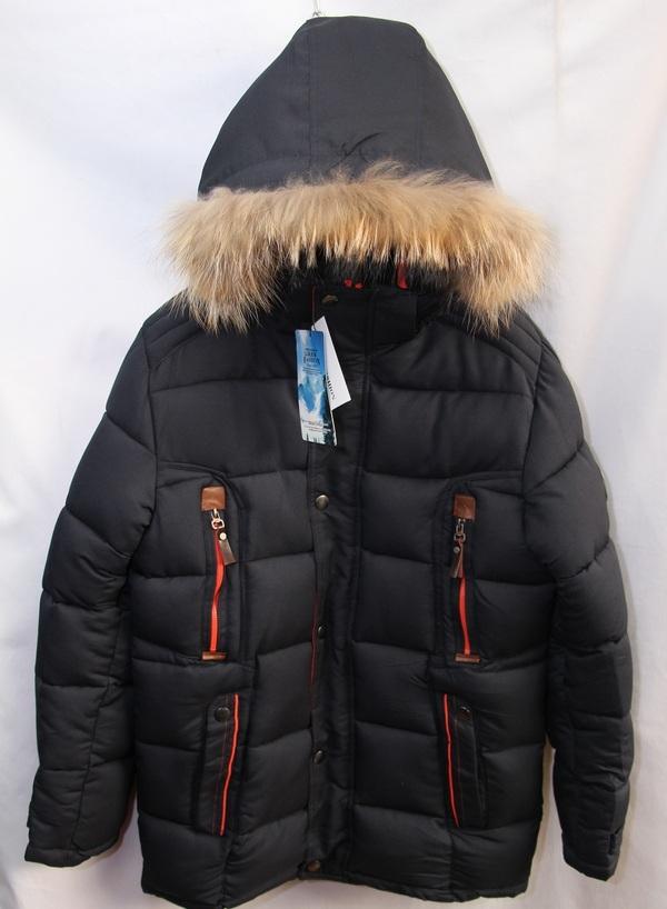 Куртки подростковые зимние оптом 20091076 17#-2